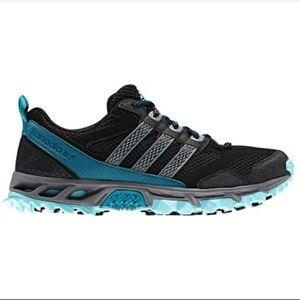 NWT Adidas Kamari's tr 5 teal women's running shoe